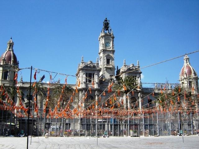 impreso ayuntamiento valencia: