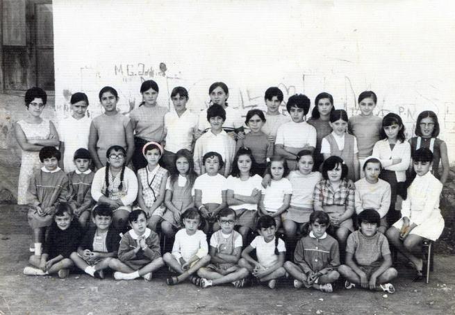 Grup escolar Jose de la Peña Sanchis. Sellent 1969