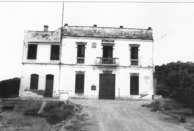 """Casa """"el Pou"""", construida en 1924"""