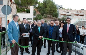 Inauguración carretera Sumacarcer foto_Abulaila