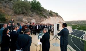 Inauguración carretera Sumacarcer foto_Abulaila2