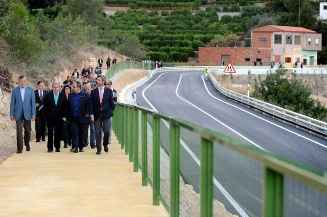 Inauguración carretera Sumacarcer foto_Abulaila3