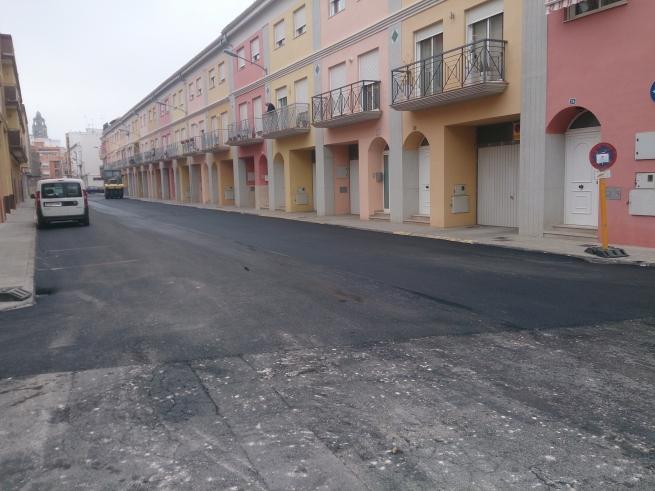 Calle de Carcaixent